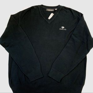 NWT Greg Norman v neck sweater